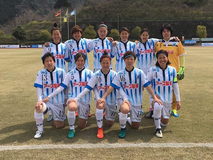【女子サッカー】プレナスなでしこリーグ開幕