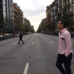 【スペインフットサル日記2】お世話になる街バルセロナ