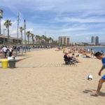 【スペインフットサル日記7】バルセロナでの生活1ヶ月を終えて