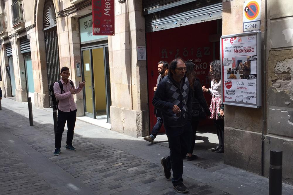 【スペインフットサル日記4】フットサル留学、ついに始動!