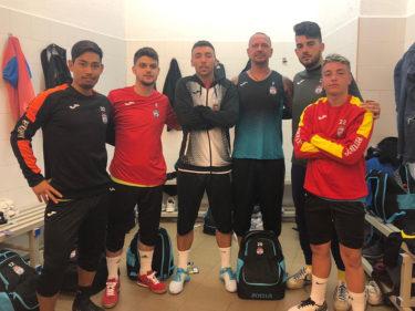 スペイン フットサル日記/シーズン開始 ―2019-2020―