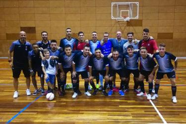スペイン フットサル日記/La liga (ラ・リーガ)開幕 〜スペインフットサルリーグ3部〜