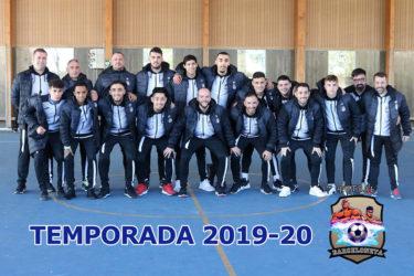 スペインフットサル日記/前半戦終了『シーズン2019-20』