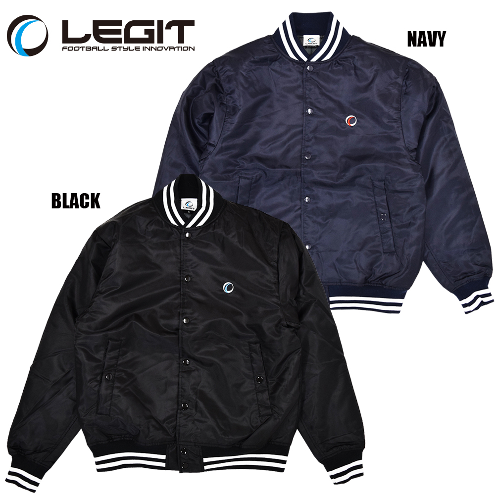 LEGIT/レジット 中綿入りスタジアムジャケット LG-R63