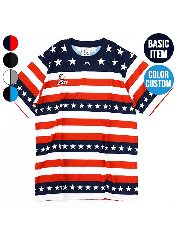 4カラー|スターボーダープラクティスシャツ