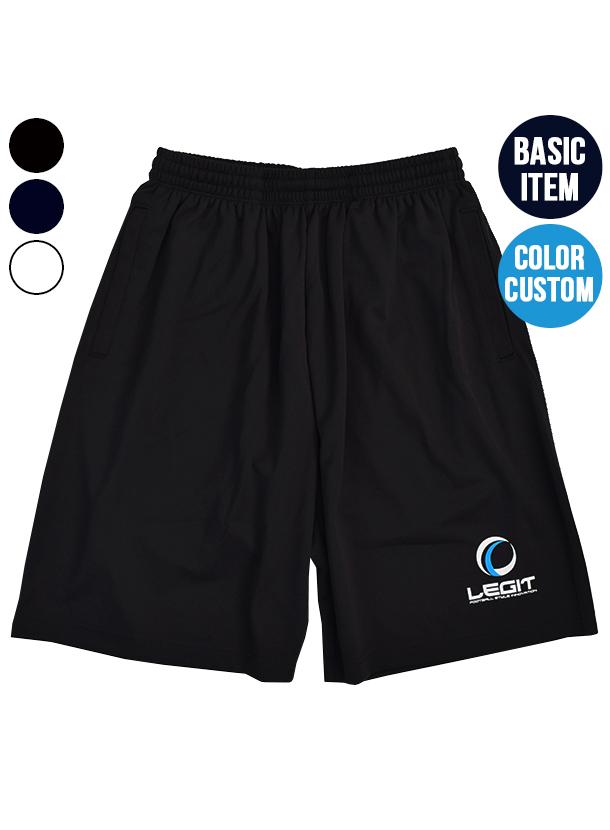 3カラー|ドライハーフパンツ(ポケット付)