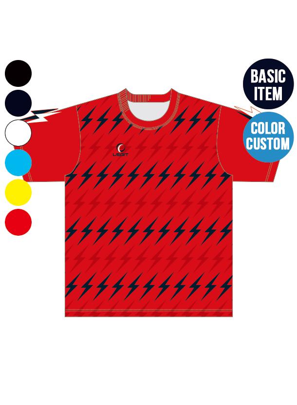 6カラー|ライトニング プラクティスシャツ