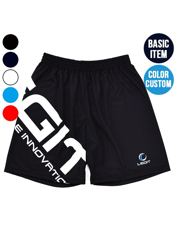 5カラー|ビッグロゴ プラクティスパンツ<ACROSS>
